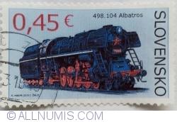 Image #1 of 0.45 Euro 2015 - 498.104 Albatros Locomotive