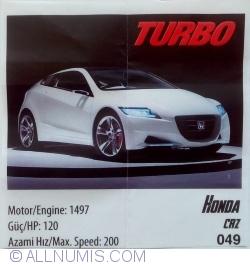 Imaginea #1 a 049 - Honda CAZ