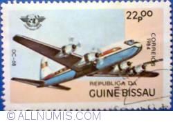 Imaginea #1 a 22 pesos 1984 - DC-6B