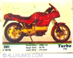 Image #1 of 070 - BMV K 100 RS