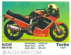 Image #1 of 107 - Suzuki GSK-R1100