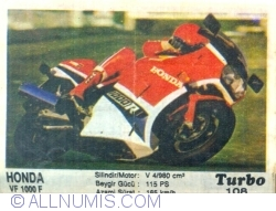 Image #1 of 108 - Honda VF 1000 F