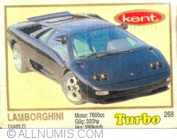Imaginea #1 a 268 - Lamborghini Diablo