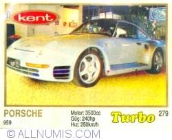 279 - Porsche 959