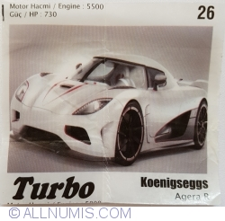 Image #1 of 30 - Koenigseggs Agera R
