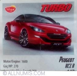 Image #2 of 147 - Peugeot RCZ R