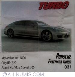 Imaginea #2 a 031 - Porsche Panemara Turbo