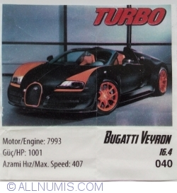 Image #2 of 040 - Bugatti Veyron 16.4