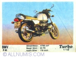 Image #1 of 119 - BMV R 80