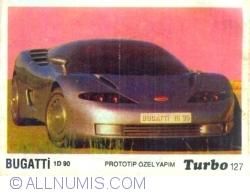 127 - Bugatti 1D 90