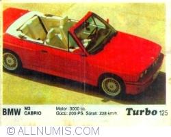 125 - BMW M3 Cabrio