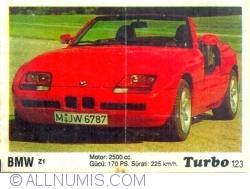 123 - BMW Z1