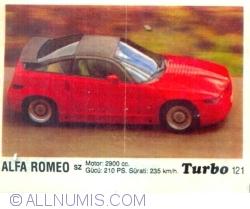 Imaginea #1 a 121 - Alfa Romeo SZ