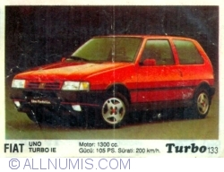 Image #1 of 133 - Fiat Uno Turbo IE