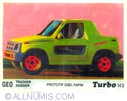 Image #1 of 140 - GEO Tracker Hugger