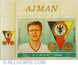 Image #2 of 5 Dirham - Helmut Haller