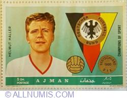 Image #1 of 5 Dirham - Helmut Haller