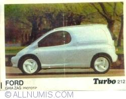 Image #1 of 212 - Ford Ghia Zag Prototip