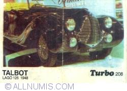 Image #1 of 208 - Talbot Lago 126 1948