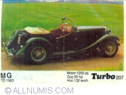 Image #1 of 207 - MG TD 1963