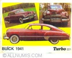 Image #1 of 221 - Buick 1941