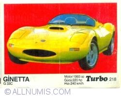 Image #1 of 218 - Ginetta G 33C
