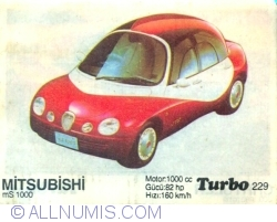 Image #1 of 229 - Mitsubishi mS 1000