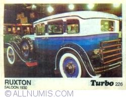 Image #1 of 226 - Ruxton Saloon 1930