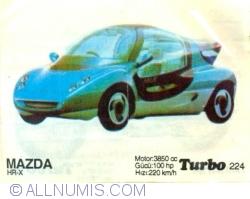 Image #1 of 224 - Mazda HR-X