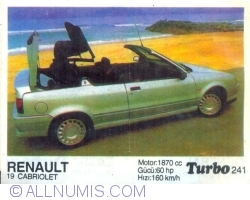 Image #1 of 241 - Renault 19 Cabriolet