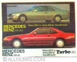 Image #1 of 251 - Merceds Benz 500 SL