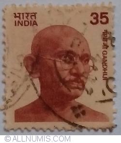 Image #1 of 35 Paisa - Mohandas Karamchand Gandhiji