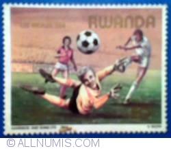 Image #1 of 50 c 1984 - O.G. Los Angeles 84 - Football