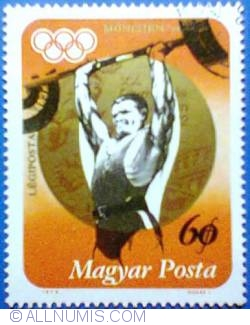 Imaginea #1 a 60 Filler 1973 - Hungarian Medalists at 1972 Summer Olympics