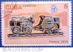 Image #1 of 8 centavos 1986 - Francia 1830
