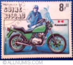 Imaginea #1 a 8 pesos 1985 - Kawasaki