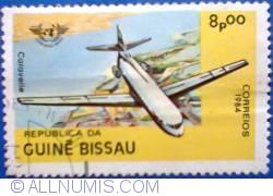 Imaginea #1 a 8 pesos 1984 - Caravelle