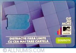 Cosmote - MTV - fără SIM