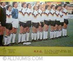 Image #1 of Germany at World Soccer Championship - Italy 1990