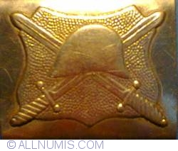Image #1 of Belt buckles - M.A.P.N.