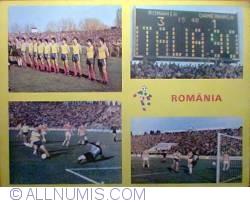 Image #1 of Romania at World Soccer Championship - Italy 1990