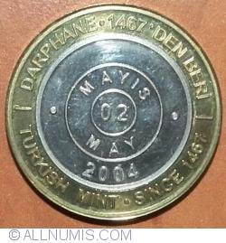 1 Milyon Lira 2004 (02 Mayis)
