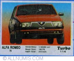 Image #1 of 114 - Alfa Romeo 75