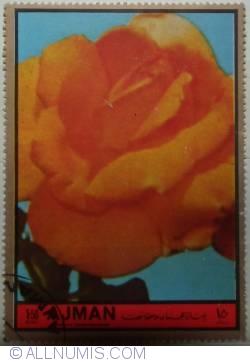 Image #1 of 1.50 Riyals 1969 Roses
