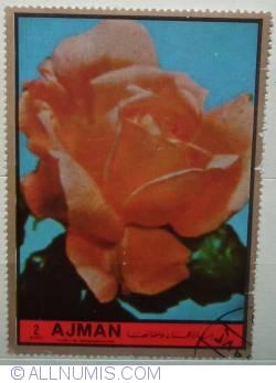 Image #1 of 2 Riyals 1969- Roses