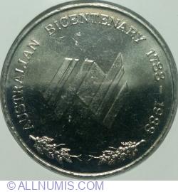 Image #2 of Australian Bicentenary Schools Medal
