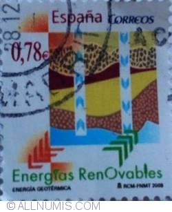 Image #1 of 0.78 Euro - Geothermal energy
