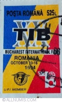525 L - Bucharest international Fair