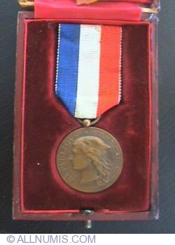 Image #1 of Médaille d Honneur des Épidémies 1918