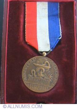 Image #2 of Médaille d Honneur des Épidémies 1918